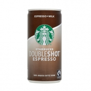 Starbucks Doubleshot Espresso + Milk 200 ml