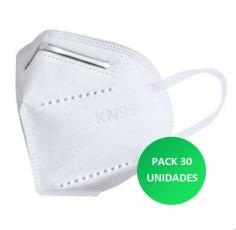 Máscara KN95 30 unidades