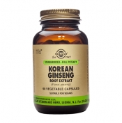 SFP Korean Ginseng Root Extract 60 vcaps