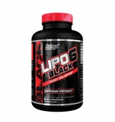 LIPO 6 Black 120 Black-caps