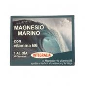 Magnesio Marinho com B6 30 caps