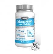 Magnésio Di Malato 60caps