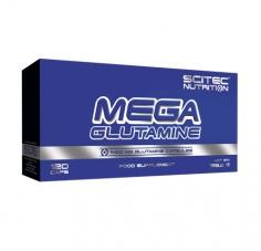 Mega Glutamine 120 caps