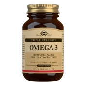 Triple Strenght Omega-3 50 softgels