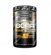 Platinum 100% BCAA 8:1:1 200 caps