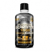 Platinum 100% L-Carnitine 1500 473 ml