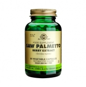Saw Palmetto Berry Extract 60 vcaps