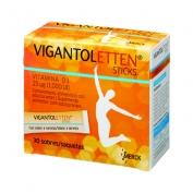 Vigantoletten Sticks 30 saquetas