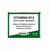 Vitamina B12 (Metilcobalamina) 30 caps