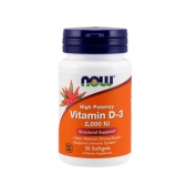 Vitamin D-3 2000IU 30 softgels