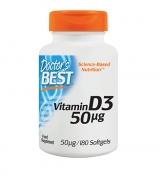 Vitamin D3 2000 IU 180 softgels