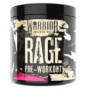 Warrior Rage Pre-Workout 392g