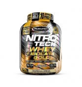 Nitro-Tech Whey + Isolate Gold 4 lb (1800g)