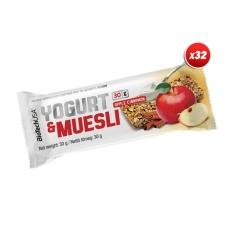 32 x Yogurt & Muesli Bar 30 g