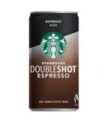 Starbucks Doubleshot Espresso Black 200 ml