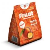 Fatias de pêssego crocante Fruut 20 g