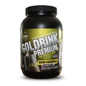 Goldrink Premium + BCAAs 1.65lb (750g)