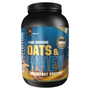 Oats & Whey Breakfast Protein 1000 g