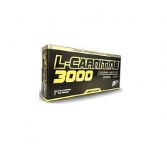 L-Carnitina 3000 + Guarana + Arginine 20*10 ml