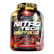 Performance Series Nitro-Tech 100% Whey Gold 6 lb (2721g)