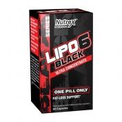 Lipo 6 Black Ultra Concentrate 60 caps