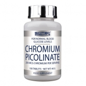 Chromium Picolinate 100 tabs